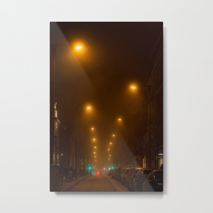 Nothing can stop us if we believe Metal Print