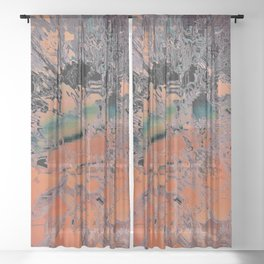 Rendann Sheer Curtain