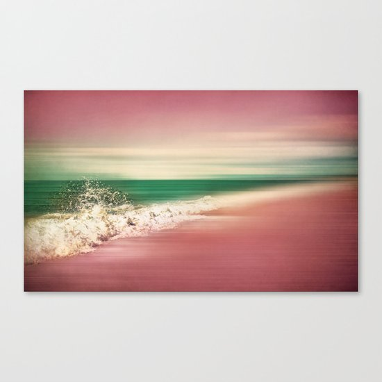 In the Pink II Canvas Print