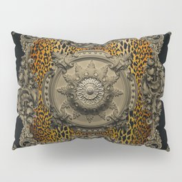 Baroque Panel Pillow Sham