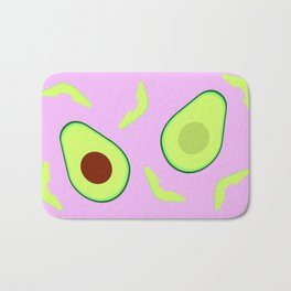 Avocado Party Bath Mat