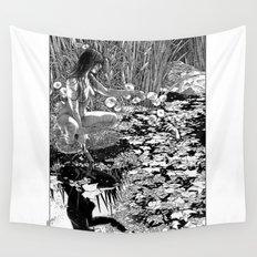 asc 534 - La Dame du lac (Viviane) Wall Tapestry