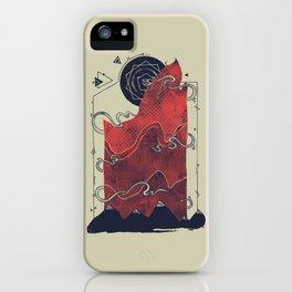 Northern Nightsky iPhone Case
