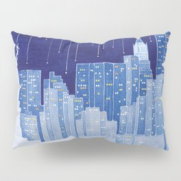 New York, Statue of Liberty Pillow Sham