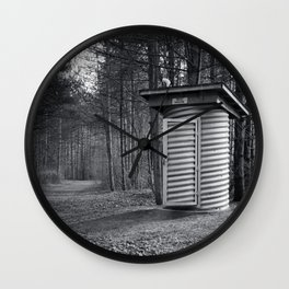 The Rest House Wall Clock