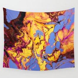Swirling Seas 4 Wall Tapestry