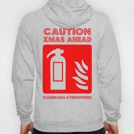 caution xmas ahead! Hoody