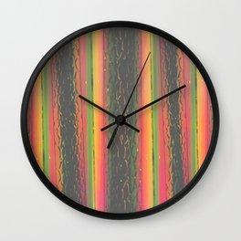 Texture 05 Wall Clock