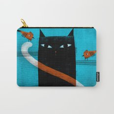 OFFSET WHISKERS Carry-All Pouch