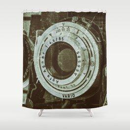 Agfa Agnar Shower Curtain