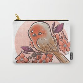 Spring Bird Carry-All Pouch