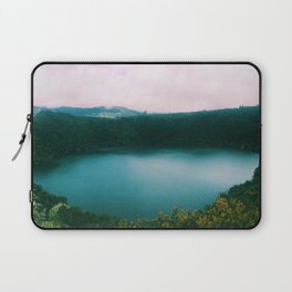 The Lake of the Living Spirals Laptop Sleeve