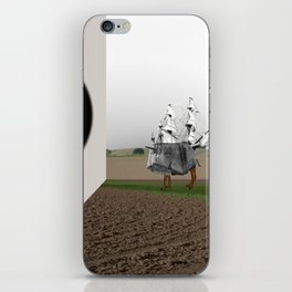 the truth is dead · expansion X iPhone Skin