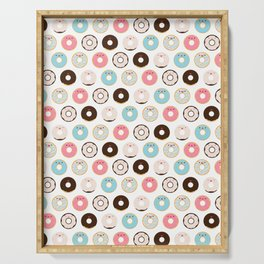 Super Sweet Donuts Serving Tray