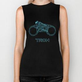 Tron Legacy: Light Cycle Biker Tank