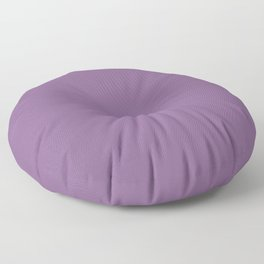 French Lilac - solid color Floor Pillow