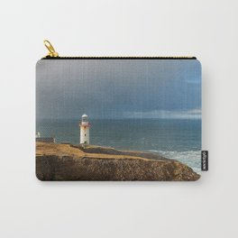 Aronmore Island, Ireland, Lighthouse Carry-All Pouch