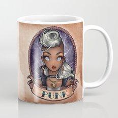 PUNK pinup Mug