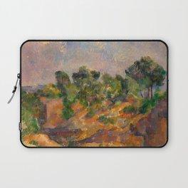 "Paul Cezanne ""Bibémus"" Laptop Sleeve"