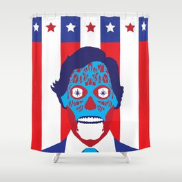 John Carpenter, Modern Master Series :: They Live Shower Curtain