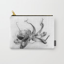 Pacific Octopus Carry-All Pouch