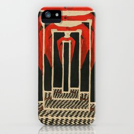 criticism to critique iPhone Case