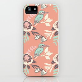 Silvestre bird iPhone Case