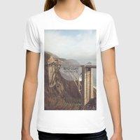 big sur T-shirts featuring Big Sur by Chris Mongeau