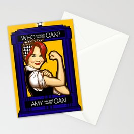 Amy Can! Stationery Cards