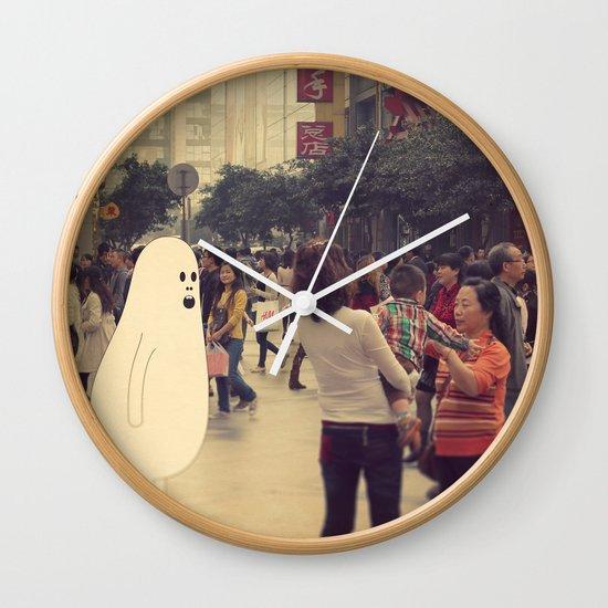 l o s t i n c h e n g d u Wall Clock