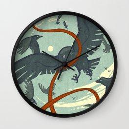 Murderous Truth Wall Clock