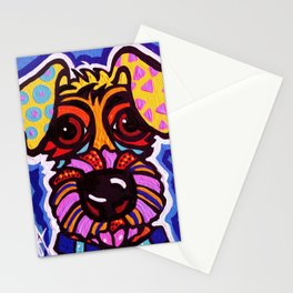 Rover Designer Dog Terrier Breed Puppy Stationery Cards