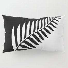 Silver Fern of New Zealand Pillow Sham