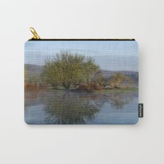 Peaceful Reflection Landscape Carry-All Pouch
