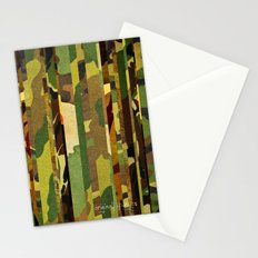 CAMO MIX Stationery Cards