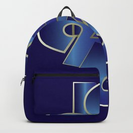 around the clock Backpack
