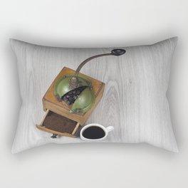 Molinillo de café Rectangular Pillow