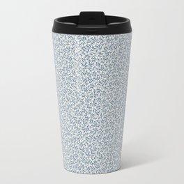 Crystallized (BLUE) Travel Mug