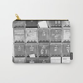 Mailboxes II Carry-All Pouch
