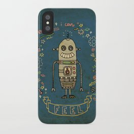 I Can Feel! iPhone Case