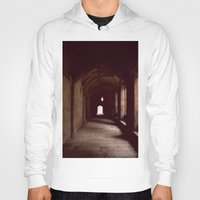 england Hoodies featuring Oxford, England by David Hohmann