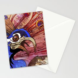 Royal by Rosemary Knowles, aka MaxillaMellifer Stationery Cards