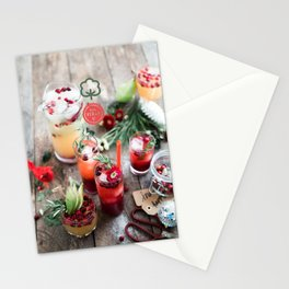 Let's get healthy! Stationery Cards