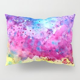 Splatter Pillow Sham
