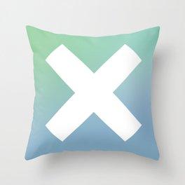 X- Throw Pillow