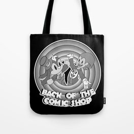 Classic Toonz Gizmo and Bunny Tote Bag
