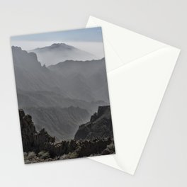 Mountains of La Palma Stationery Cards