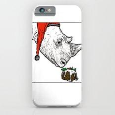 Christmas Rhino iPhone 6s Slim Case