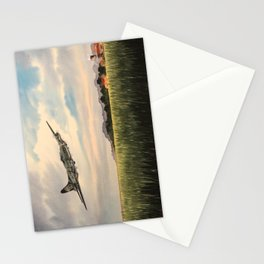 B-17 Flying Fortress Aircraft Stationery Cards