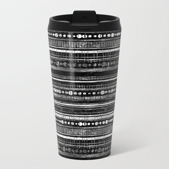 rhythm 1.5 Metal Travel Mug